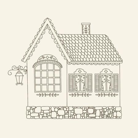 Nett Malvorlagen Häuser Kinder Zeitgenössisch - Framing Malvorlagen ...