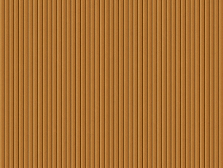 pasteboard: Corrugated cardboard 3D texture; computer generated 3D texture of the brown corrugated cardboard.
