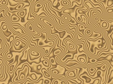 woodgrain: Patterned brown wood texture; computer generated brown wood texture with the beautiful naturally looking pattern Stock Photo