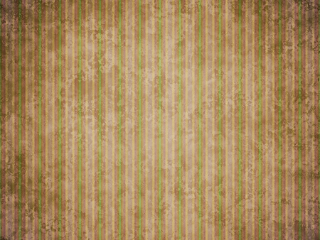 tatty: Very old dirty retro grunge wallpaper background with the striped pattern. Stock Photo