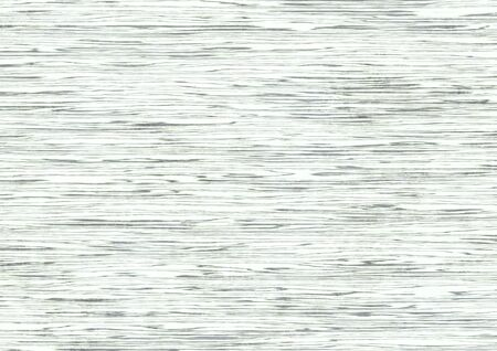 horizontal lines: Grey scribble, raster grunge texture. Digitally generated abstract rough grunge strokes with stains on the white and very light blue background. Stock Photo