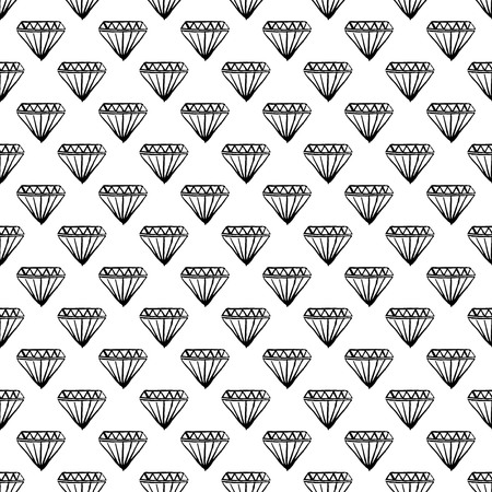 pear shaped: Diamond background icon great for any use. Illustration