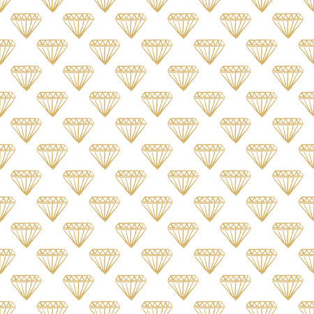 asscher cut: Diamond background icon great for any use. Illustration