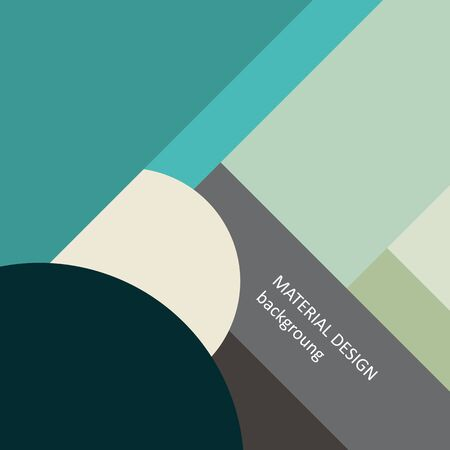 modern material: Unusual modern material design vector background.