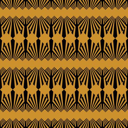 artdeco: Art Deco style seamless pattern texture.