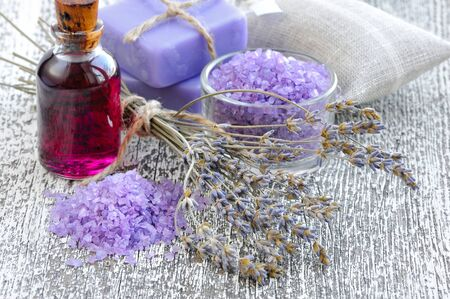 bathsalt: Lavender Spa