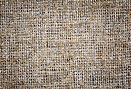 Sackcloth texture background photo