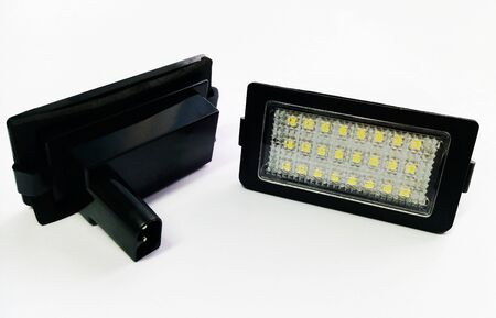 Number License Plate Lamps
