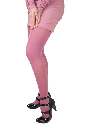 pink stockings Stock Photo - 11560921