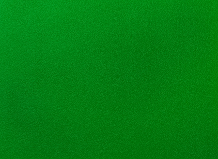 Poker table felt background in green color  photo