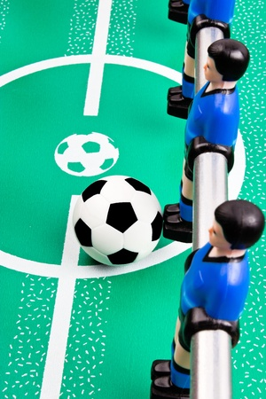 football table game for children  photo