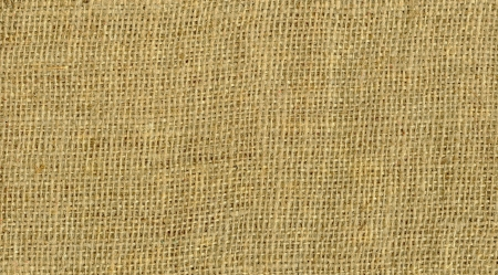 Texture canvas fabric as background . Texture sack sacking country background  photo