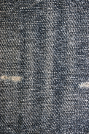 blue jeans texture, can be used as background Stock Photo