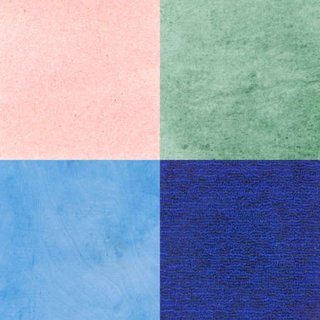 the set of textures, can be used as backgrounds Stock Photo - 16209476