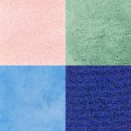the set of textures, can be used as backgrounds Stock Photo - 16243765