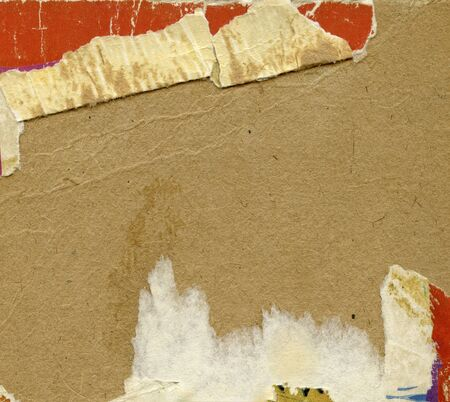 old paper texture, can be used as background Stock Photo - 16863324