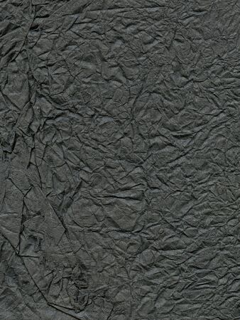 black old paper textures - perfect background with space photo