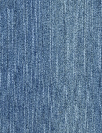 blue denim jeans texture, can be used as background  photo