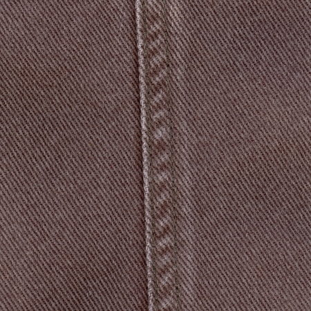 brown jeans texture,  can be used as background Stock Photo - 17709100