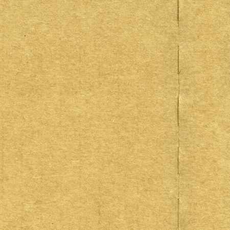 ribbed: Textured recycled cardboard with natural fiber parts   Stock Photo