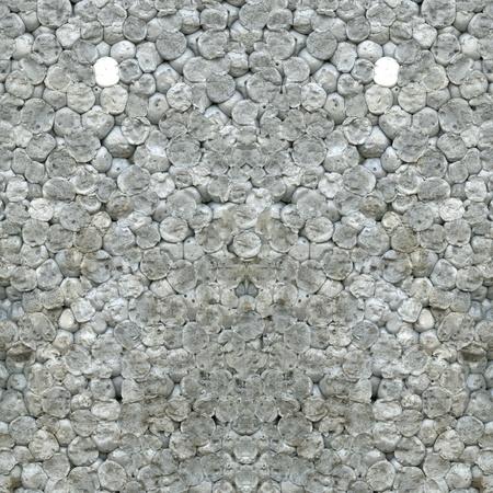wei: macro styrofoam surface Stock Photo