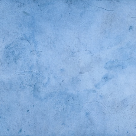 polyurethane: old blue paper texture, can be used as background  Stock Photo