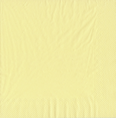 yellow paper towel (napkin) texture   Stock Photo - 22744001