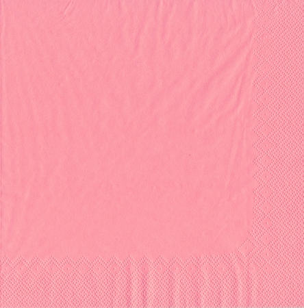 toweling: pink paper towel (napkin) texture