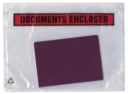 enclosed: document in the pack, documents enclosed