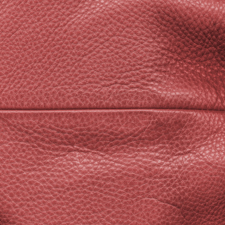 red leather: red leather texture, seams