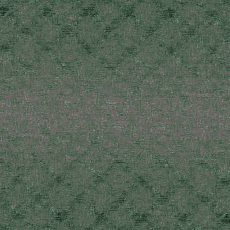 backcloth: gray-green checkered  background based on textile texture Stock Photo