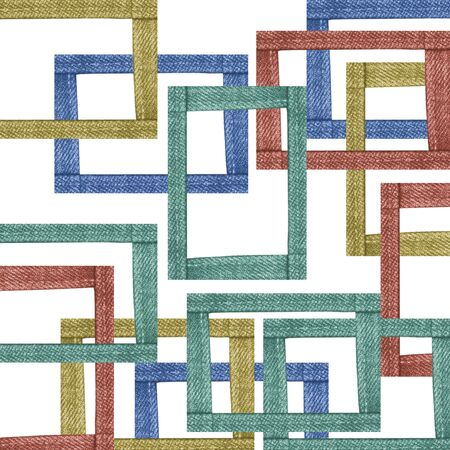 backcloth: multicolor  background, lines