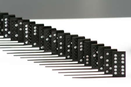 entertaiment: domino effect