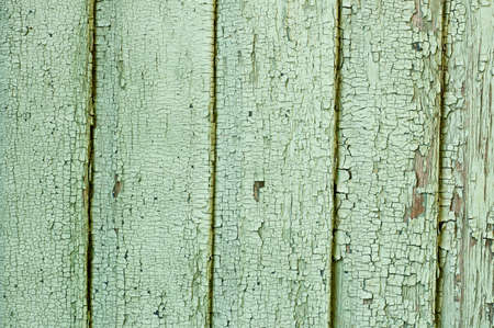 Old painted wood texture, horizontal shot photo