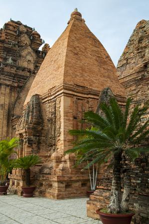 po: Po Nagar Cham Towers in Nha Trang Vietnam