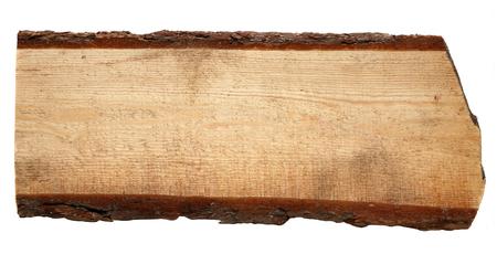 vecchie tavole di legno isolati su uno sfondo bianco. Vecchia plancia di legno, isolato su sfondo bianco