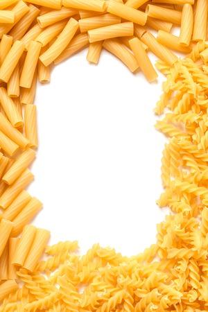 raw pasta Stok Fotoğraf - 81711636