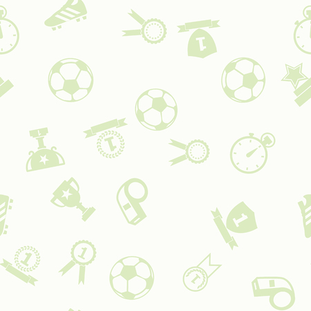 Seamless sport pattern with balls. Repeated backdrop for fashion clothes, t shirt, child, paper.