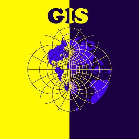GIS day Ilustração