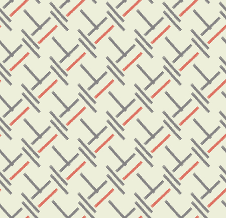Vector lines pattern. Seamless pattern. Vector abstract background.
