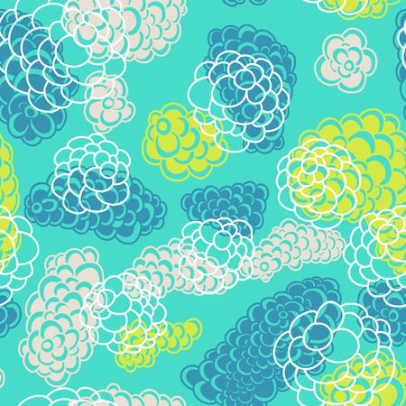 nifty: Paisley vector seamless pattern.modern stylish texture. repeating abstract background.