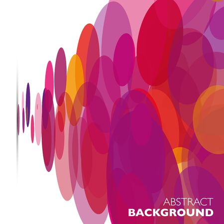 colorful abstract background: Colorful vector abstract geometric background. Design template.