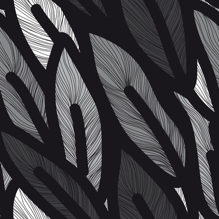 vague: vector seamless pattern. modern stylish texture. repeating abstract background
