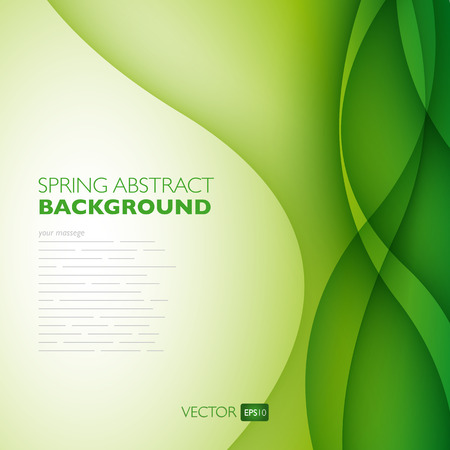 twist: Vector abstract background with waves. Presentation template.