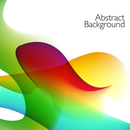 waves: Vector abstract background with waves. Presentation template.