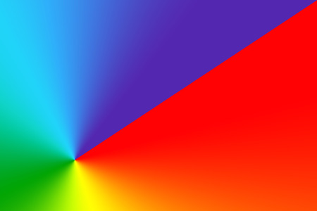 bright colorful rainbow color abstract background. 写真素材