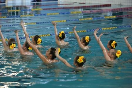 Dans op het water