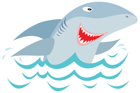 Shark Stock Vector - 3852281