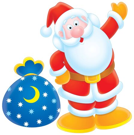Santa Claus Stock Photo - 3868554