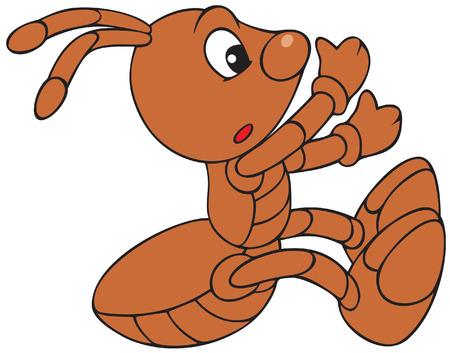 wildlife: Ant